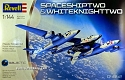 Spaceship Two/White Knight Two 1:144 from Revell Germany