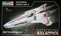 Battlestar Galactcia Viper Mark II from Revell Germany