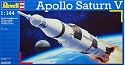 Apollo Saturn V - reissue 1:144 scale from Revell-Germany