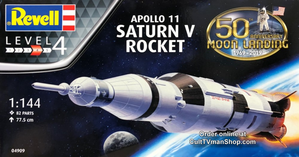 Saturn V kit from Revell Germany