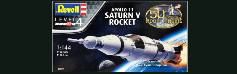 Saturn V 1:144 scale kit from Revell-Germany