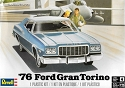 1976 Ford Gran Torino 1:25 from Revell/Monogram