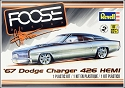 1967 Dodge Charger 426 Hemi - Chip Foose design from Revell