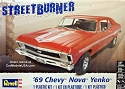 1969 Chevy Nova Yenko 1:25  from Revell