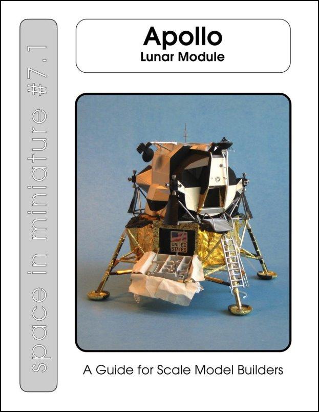 Space in Miniature #7.1 Apollo Lunar Module UPDATED by Michael Mackowski