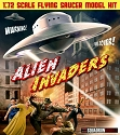 Alien Invasion Flying Saucer  1:72 from Squadron