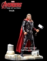 Thor from Avengers Age of Ultron  - 1:9 scale prepainted kit from Dragon