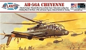 AH-56A Cheyenne Helicopter 1:72 - Aurora reissue from Atlantis