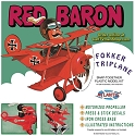 NEW: The Red Baron and his Fokker Triplane reissue from Atlantis