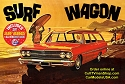1965 Chevelle Surf Wagon  1:25 from AMT/Round 2