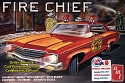 1970 Chevrolet Impala Fire Chief  1:25 from AMT/Round 2