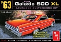1963 Ford Galaxie  - 1:25 from AMT/Round 2