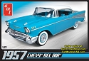 1957 Chevy Bel Air 1:25 from AMT/Round