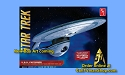 PREORDER:  USS Excelsior reissue 1:1000 from AMT/Round 2 - $35.99 - PREORDER RESERVATION