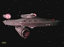 Classic Enterprise Display Model - 1:350 scale from Polar Lights - EARLY BIRD OFFER - PREORDER RESERVATION ($100 deposit required)