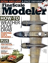 Fine Scale Modeler July 2020 - Building the Space 1999 Hawk