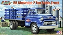 NEW:  Chevy 2-Ton Stake Truck - 1:48 - Revell reissue from Atlantis