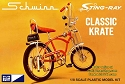 Schwinn Sting-Ray Classic Krate Bicycle - 1:8 scale from MPC/Round 2 SCRATCH AND DENT
