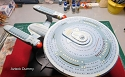 Starship C/Ambassador class 1:1400 paint masks  from Aztek Dummy