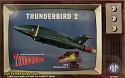 Thunderbird 2 with TB4 - 1:350 scale from Adventures in Plastic/Aoshima