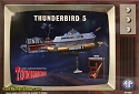Thunderbird 5 with TB3 - 1:350 scale from Adventures in Plastic/Aoshima