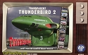 Transparent Thunderbird 2 with Rescue Vehicles  - 1:350 scale from Adventures in Plastic/Aoshima