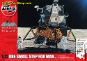 Apollo One Small Step for Man - 1:72 scale from Airfix