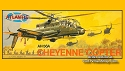 AH-56A Cheyenne Helicopter 1:72 - Aurora reissue from Atlantis - PREORDER RESERVATION