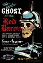 The Ghost of the Red Baron - Tom Daniel  -  Monogram reissue from Atlantis SCRATCH AND DENT