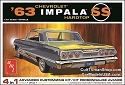 1963 Chevy Impalla SS 1:25 from AMT/Round 2