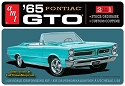 1965 Pontiac GTO 1:25 scale from AMT/Round 2