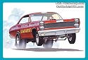 1967 Mercury Cyclone Eliminator II (Dyno Don Nicholson) 1:25 from AMT/Round 2
