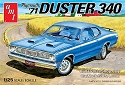 1971 Plymouth Duster 340 1:25 from AMT/Round 2
