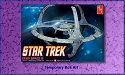 PREORDER:  Deep Space Nine reissue 1:3300  from AMT/Round 2 (2021 reissue) - $46.99 - PREORDER RESERVATION