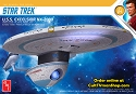 NEW:  USS Excelsior reissue 1:1000 from AMT/Round 2 (2021 reissue)