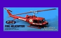Fire Rescue Helicopter - 1:72 Monogram reissue from Atlantis - PREORDER RESERVATION