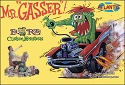 Mr. Gasser - Ed Roth - Revell reissue from Atlantis