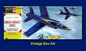 PREORDER US NAVY Blue Angels F-11F1 Grumman Tiger 1:55 scale - Revell reissue from Atlantis - $19.99 PREORDER RESERVATION