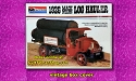PREORDER 1926 Mack Bulldog Log Hauler -  1:24 scale - Monogram reissue from Atlantis - $28.99 - PREORDER RESERVATION