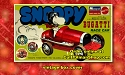 PREORDER Snoopy & his Race Car reissue from Atlantis - $26.99 PREORDER RESERVATION