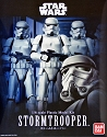 Stormtrooper 1:6 figure kit from Bandai