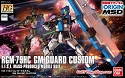 GM Guard Custom  - Gundam Origin - HG 22 - 1:144 scale from Bandai