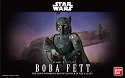 Boba Fett 1:12 scale kit from Bandai