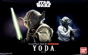 Star Wars Yoda - 1:6 and 1:12 figure kit set from Bandai