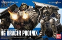 Bracer Phoenix HG Pacific Rim model from Bandai