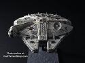 Millennium Falcon - The Rise Skywalker - 1:144 - from Bandai - PREORDER RESERVATION