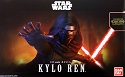 Force Awakens Kylo Ren 1:12 figure kit from Bandai