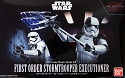 First Order Stormtrooper Excecutioner -1:12 figure kit from Bandai
