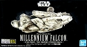 Millennium Falcon  - Empire version - mini-kit 015 from Bandai