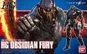 Obsidian Fury HG Pacific Rim model from Bandai